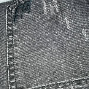 Express black washed Jean's size 18.